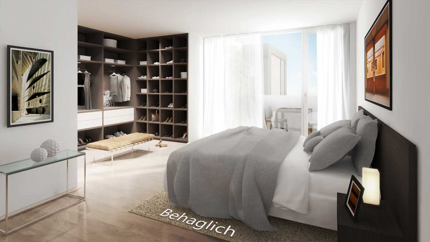 MySky Schlafzimmer