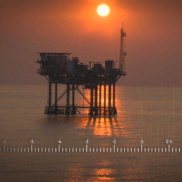 Unternehmensfilm Schenker Oil & Gas | Bohrplattform